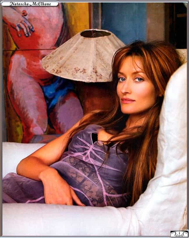 Natascha McElhone is listed (or ranked) 7 on the list The Hottest Girls Of Californication