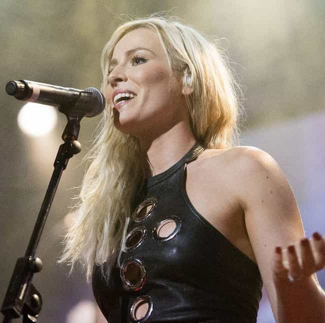 Natasha Bedingfield is listed (or ranked) 4 on the list Celebrities Born On Thanksgiving