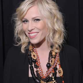 Natasha Bedingfield is listed (or ranked) 22 on the list The Female Singer You Most Wish You Could Sound Like