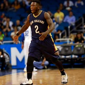 Nate Robinson is listed (or ranked) 6 on the list Famous People Whose Last Name Is Robinson