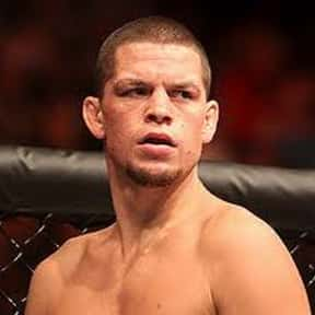 Nate Diaz is listed (or ranked) 10 on the list Famous People Whose Last Name Is Diaz