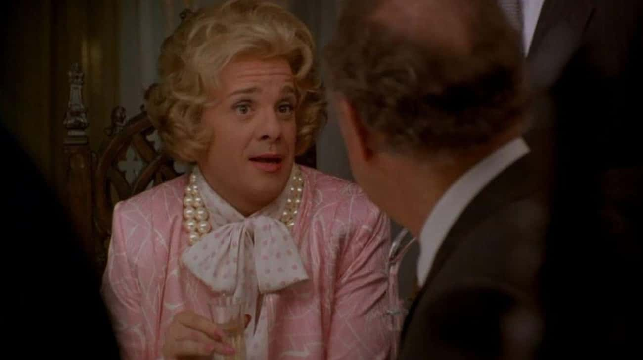 Nathan Lane In 'The Birdca is listed (or ranked) 3 on the list Actors Who Dressed In Full Drag For A Role