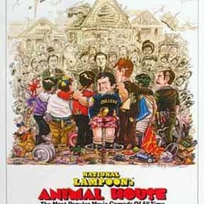 National Lampoon's Animal  is listed (or ranked) 6 on the list 30+ Great Period Films with a 1960s Aesthetic
