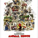National Lampoon's Animal Hous... is listed (or ranked) 10 on the list The Absolute Funniest Movies Of All Time