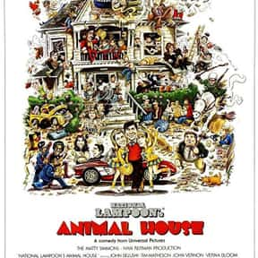 National Lampoon's Animal  is listed (or ranked) 9 on the list The Greatest Party Movies Ever Made