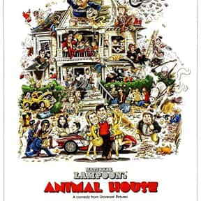 National Lampoon's Animal Hous is listed (or ranked) 25 on the list The Best R-Rated Comedies