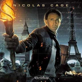 National Treasure: Book of Sec is listed (or ranked) 10 on the list The Best Nicolas Cage Movies