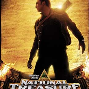 National Treasure is listed (or ranked) 12 on the list The Best Adventure Movies