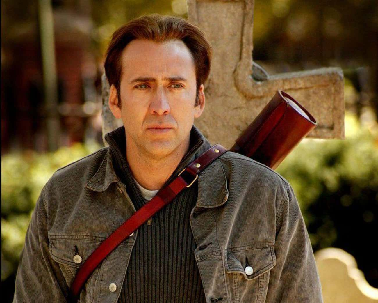 The 'National Treasure' is listed (or ranked) 3 on the list All Of Nicolas Cage's Hairstyles, Ranked