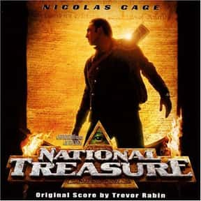 National Treasure is listed (or ranked) 17 on the list The Best Movies of 2004