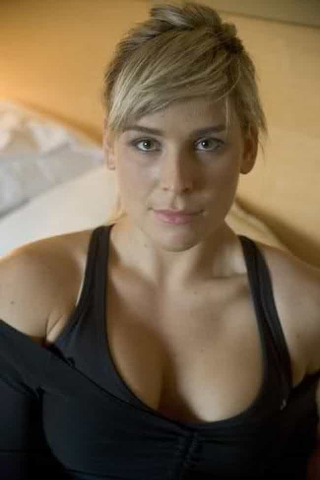 Natalya is listed (or ranked) 3 on the list WWE Divas Without Makeup On