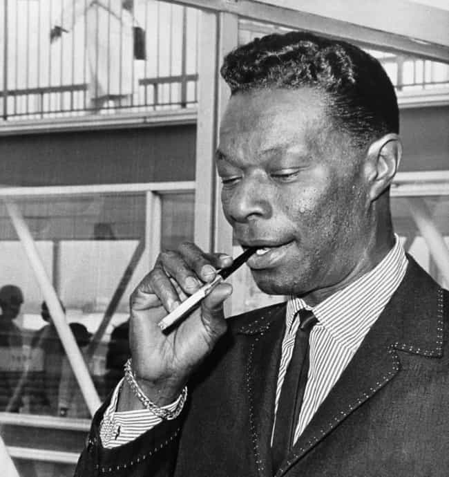 Nat King Cole is listed (or ranked) 4 on the list Famous Male Jazz Pianists