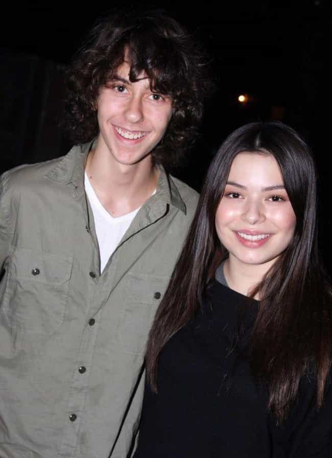 Nat Wolff is listed (or ranked) 1 on the list Miranda Cosgrove Loves and Hookups