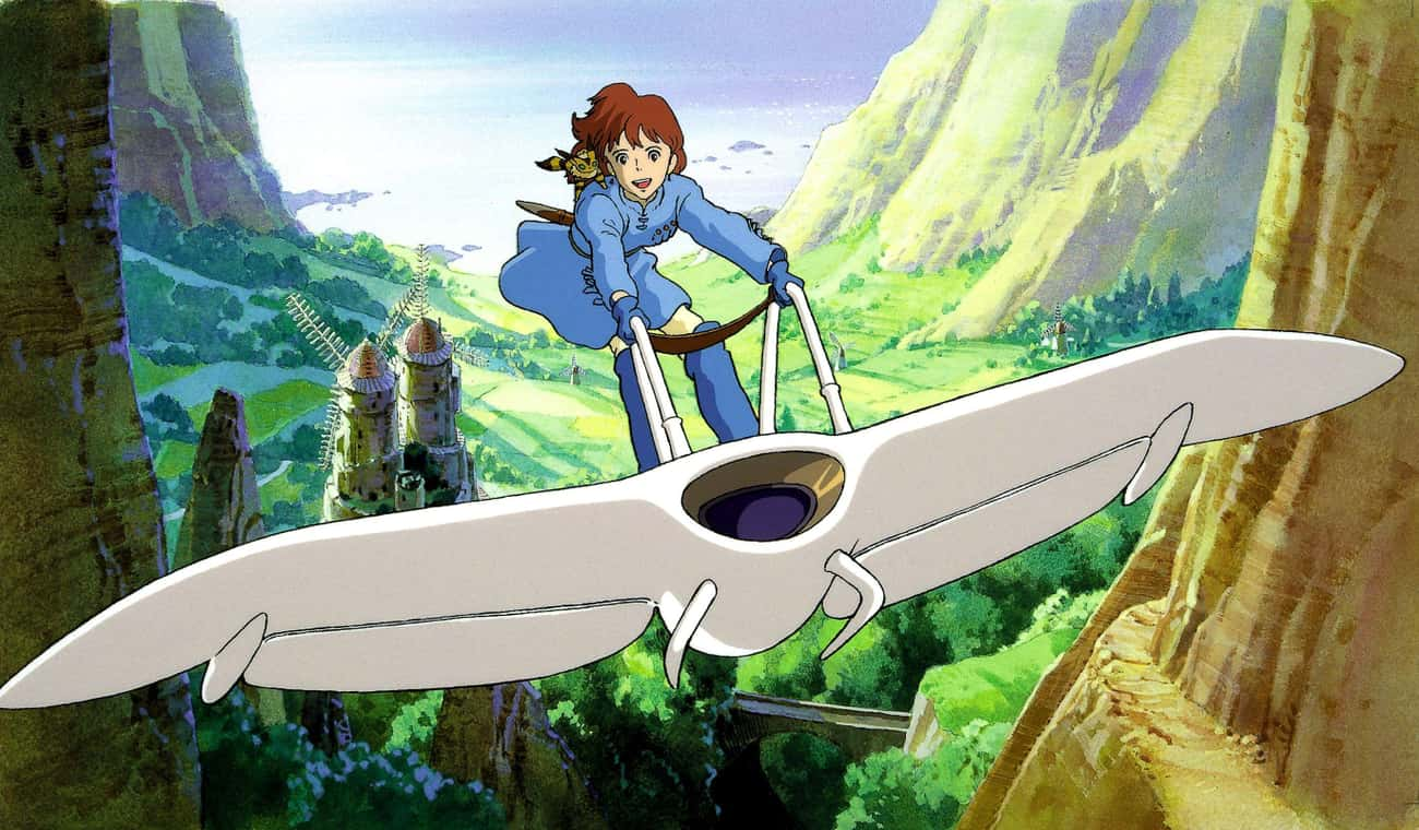 Nausicaä of the Valley of the  is listed (or ranked) 3 on the list The 13 Best Anime Like Made In Abyss