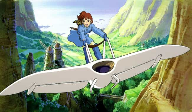 Nausicaä of the Valley of the ... is listed (or ranked) 2 on the list The 13 Best Anime Like Made In Abyss