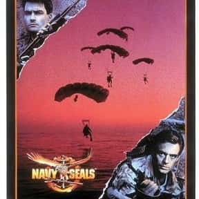 Navy SEALs is listed (or ranked) 10 on the list The Best Movies About Navy Seals
