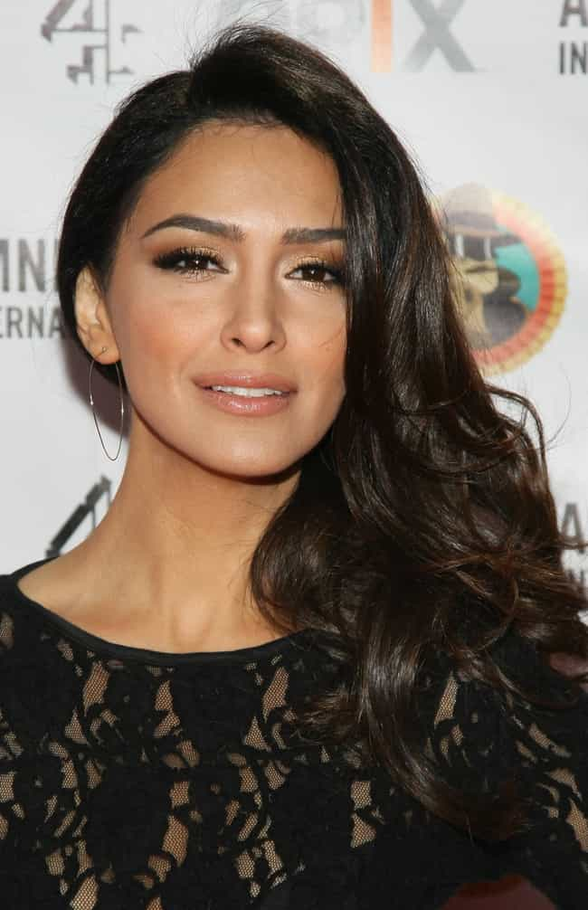 Nazanin Boniadi is listed (or ranked) 2 on the list The Hottest Muslim Women Under 40