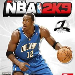NBA 2K is listed (or ranked) 11 on the list Video Games All Basic Bros Love