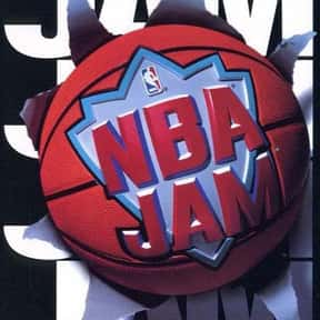 NBA Jam is listed (or ranked) 6 on the list The Best '90s Arcade Games