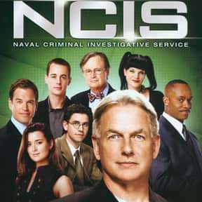 NCIS is listed (or ranked) 3 on the list The Best Current Crime Drama Series