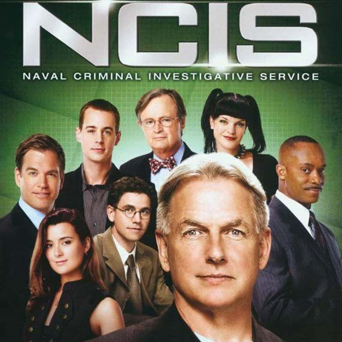 NCIS is listed (or ranked) 1 on the list What to Watch If You Love 'Blue Bloods'