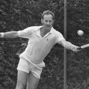 Neale Fraser is listed (or ranked) 14 on the list The Best Men's Tennis Players of the 1950s