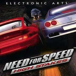 Need for Speed: High Stakes is listed (or ranked) 9 on the list The Best PlayStation Racing Games