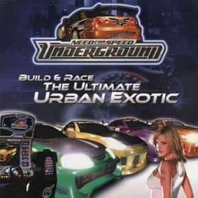 Need for Speed: Underground is listed (or ranked) 19 on the list The Best Arcade Racing Games Of All Time