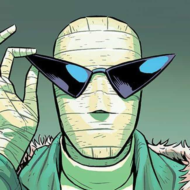 Negative Man is listed (or ranked) 3 on the list The Best Doom Patrol Members