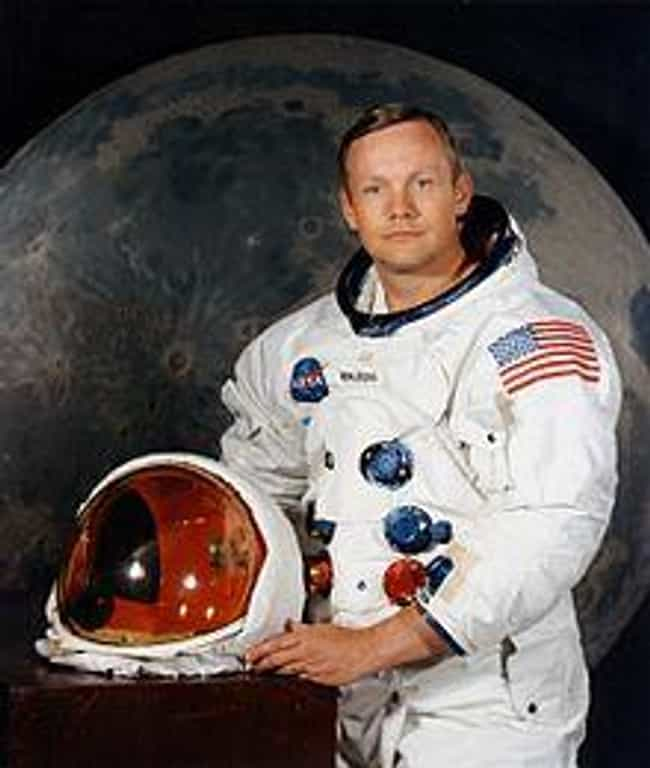 Neil Armstrong is listed (or ranked) 1 on the list Famous Male Naval Aviators