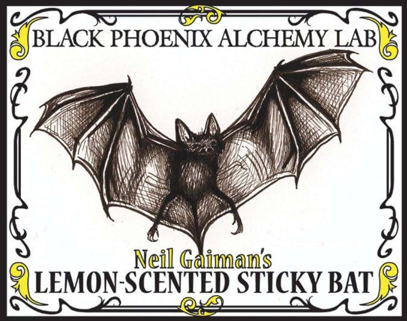 Neil Gaiman - Lemon-Scented St is listed (or ranked) 1 on the list Celebrities You Never Knew Had A Fragrance