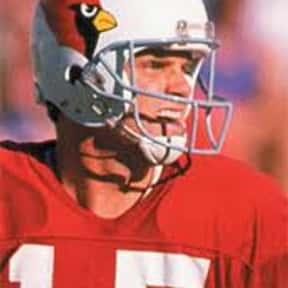 Neil Lomax is listed (or ranked) 6 on the list The Best Arizona Cardinals Quarterbacks of All Time