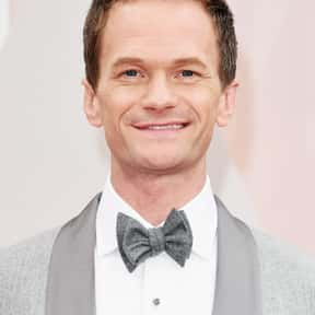 Neil Patrick Harris is listed (or ranked) 13 on the list Famous Men You'd Want to Have a Beer With