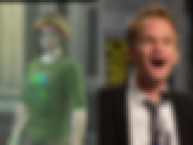 Neil Patrick Harris is listed (or ranked) 2 on the list 24 Huge Celebrities Who Secretly Voiced Your Favorite Video Game Characters