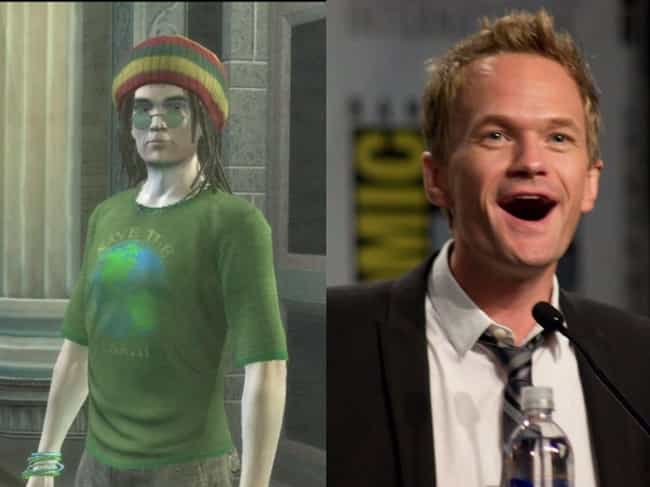 Neil Patrick Harris is listed (or ranked) 1 on the list 24 Huge Celebrities Who Secretly Voiced Your Favorite Video Game Characters