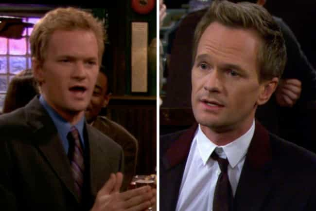 Neil Patrick Harris is listed (or ranked) 3 on the list How the Cast of How I Met Your Mother Aged from the First to Last Season