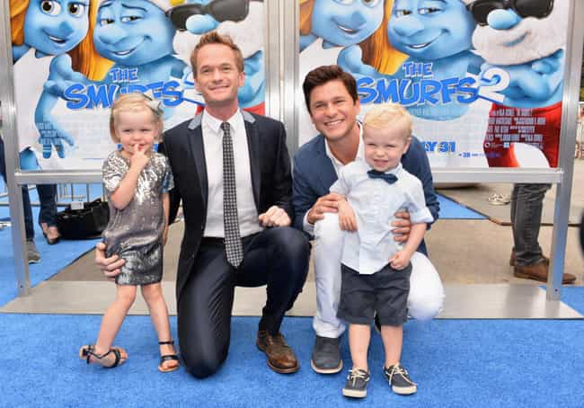 Neil Patrick Harris is listed (or ranked) 2 on the list 9 Famous Gay People Who Had Kids Via Surrogate