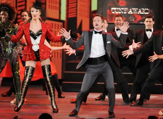 Neil Patrick Harris is listed (or ranked) 3 on the list The Biggest Triple Threats In Entertainment