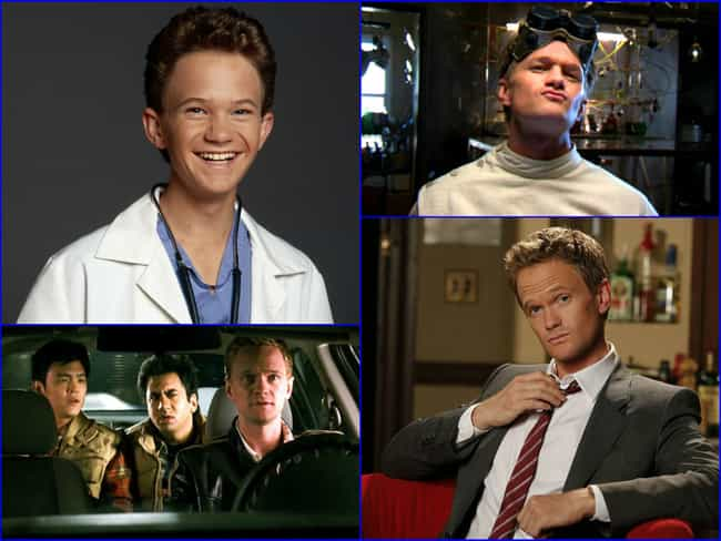 Neil Patrick Harris is listed (or ranked) 2 on the list The Greatest Hollywood Comebacks of All Time