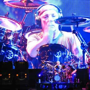 Neil Peart is listed (or ranked) 2 on the list The Best Drummers Of All Time