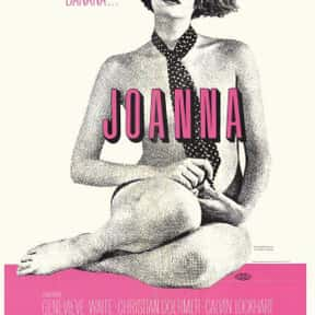 Joanna is listed (or ranked) 20 on the list The Best Donald Sutherland Movies