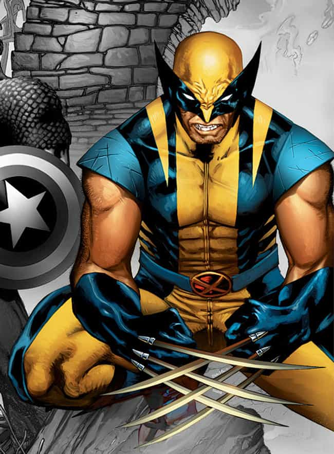 Wolverine is listed (or ranked) 3 on the list The 30 Biggest Retcons in Comic History