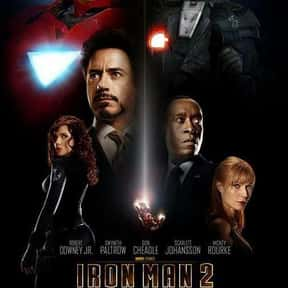 Iron Man 2 is listed (or ranked) 6 on the list The Best Scarlett Johansson Movies