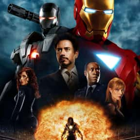 Iron Man 2 is listed (or ranked) 22 on the list The Best PG-13 Action/Adventure Movies