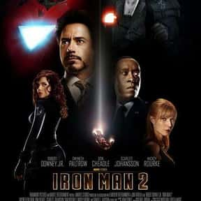 Iron Man 2 is listed (or ranked) 23 on the list The Best Movies Based on Marvel Comics