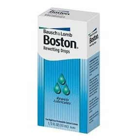 Boston is listed (or ranked) 21 on the list The Best Contact Lens Brands