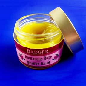 Badger is listed (or ranked) 16 on the list The Best Natural Skin Care Brands
