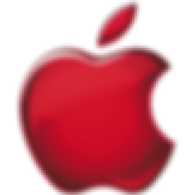 Apple is listed (or ranked) 1 on the list The Evolution of 15 Iconic Brand Logos