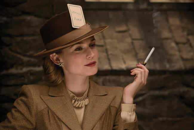 Bridget von Hammersmark is listed (or ranked) 2 on the list Which Tarantino Character Are You, According To Your Zodiac Sign?