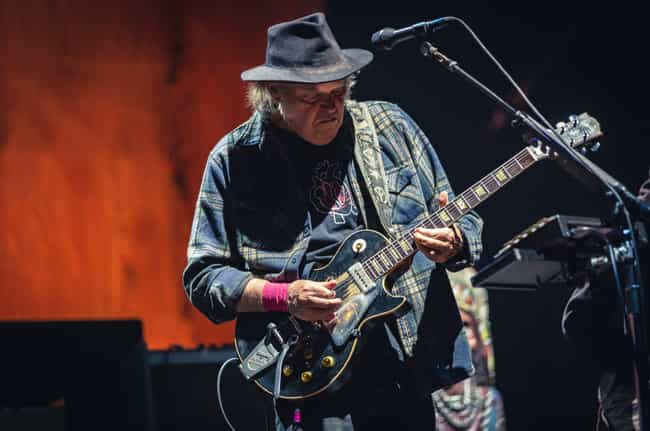 Neil Young is listed (or ranked) 3 on the list All The Arroyo Seco Weekend Acts We Saw, Ranked